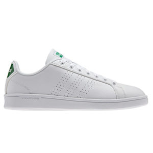 adidas-cloudfoam-advantage-clean-bianco-verde