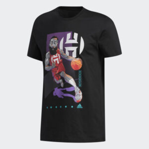 Harden_Drive_Geek_Up_Tee_Black_FM4779_01_laydown