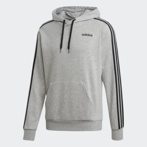 Essentials_3_Stripes_Hoodie_Grey_DQ3091_01_laydown