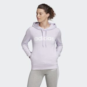 Essentials_Linear_Pullover_Hoodie_Purple_FM6438_21_model